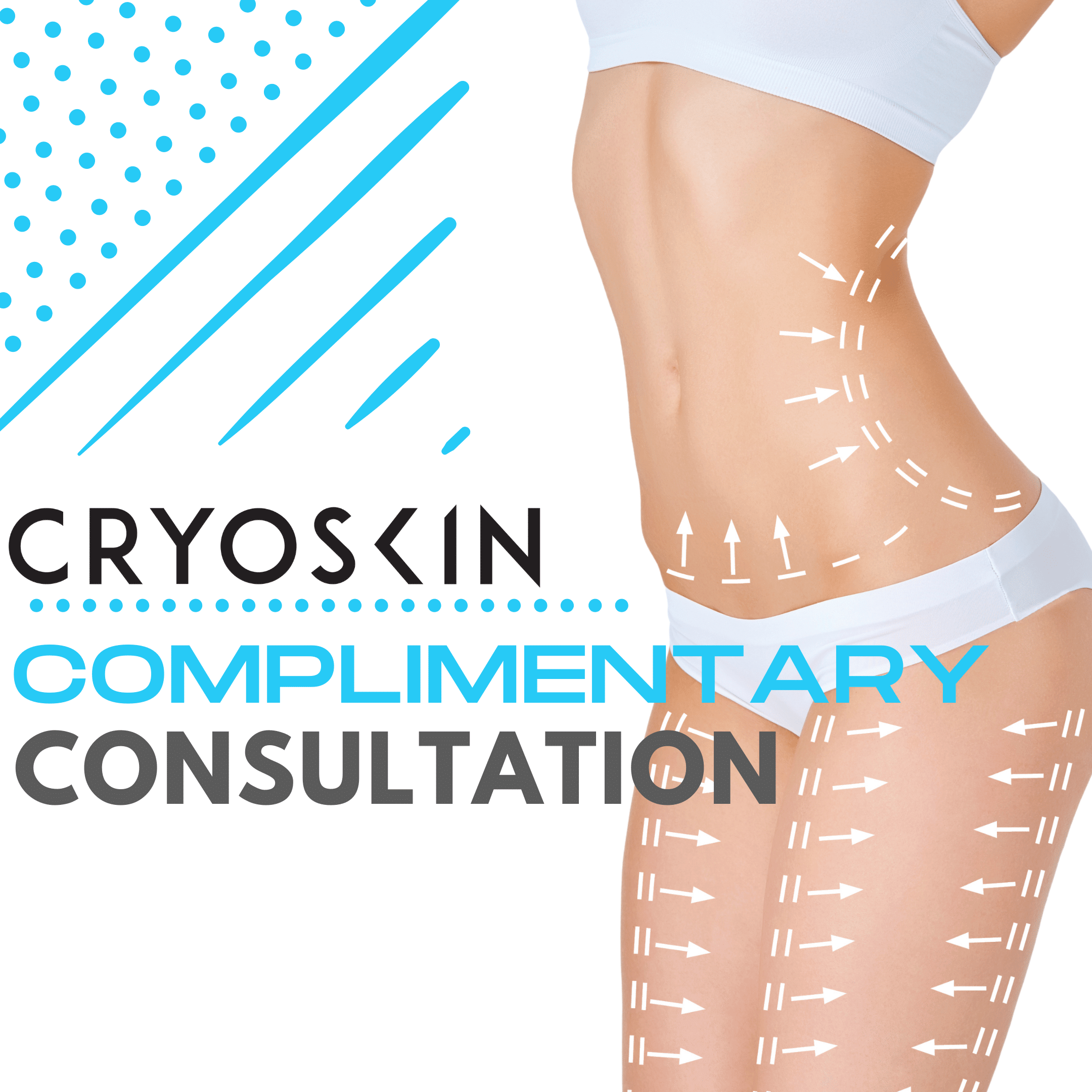 Bliss Wellness Cryoskin Consultation Promotion