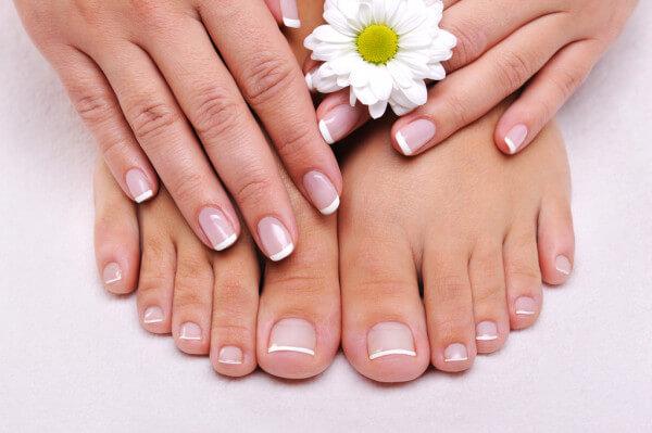 hair and nail salon nails