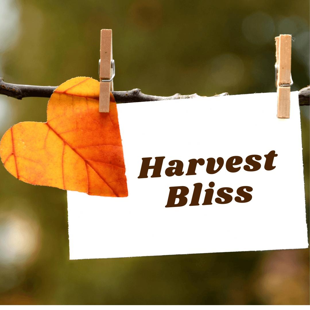 harvest bliss seasonal package
